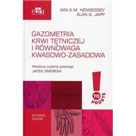 GAZOMETRIA KRWI TĘTNICZ I RÓWNOWAGA KWASOWO-ZASADO