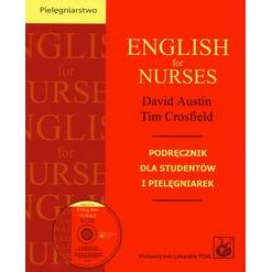 ENGLISH FOR NURSES + CD