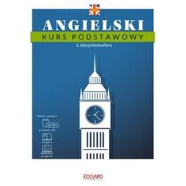 ANGIELSKI KURS PODSTAWOWY +3 CD+PROGRAM