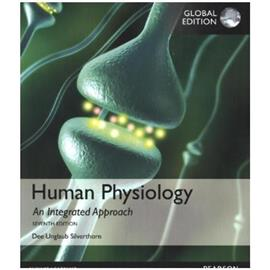 HUMAN PHYSIOLOGY ANINTEGRATED APPROACH SEVENTH