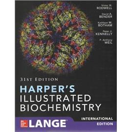 HARPER'S ILLUSTRATED BIOCHEMISTRY 31 ed