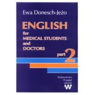 ENGLISH FOR MEDICAL 2