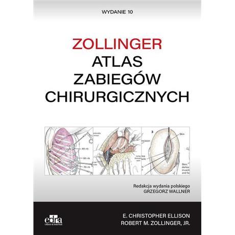 ATLAS ZABIEGÓW CHIRURGICZNYCH ZOLLINGER-4678