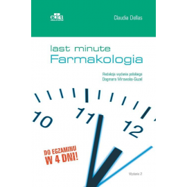 FARMAKOLOGIA LAST MINUTE