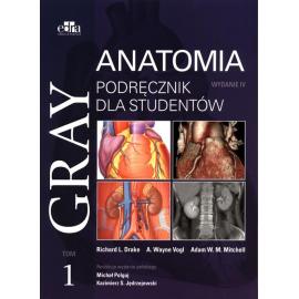 GRAY ANATOMIA 1 PODRĘCZNIK