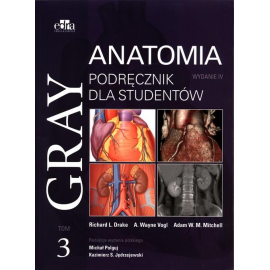 GRAY ANATOMIA 3 PODRĘCZNIK
