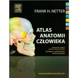 ATLAS ANATOMII NETTERA ŁACINA-2504